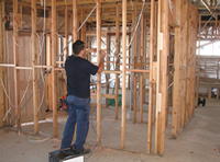 Newton property maintenance gallery page www for New construction electrical wiring